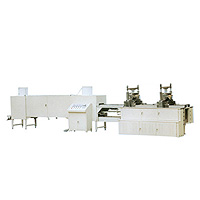 Multifunctional Continuum Pouring Machine of Single Row and Double Heads